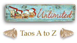 Taos Unlimited's Taos A to Z