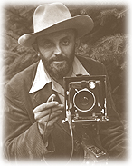 Photographer and environmentalist, Ansel Adams.