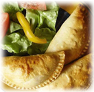 Empanadas are a popular New Mexican treat.